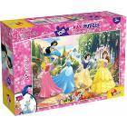 Puzzle double face Supermaxi 108 Princess (74174)