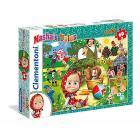 Maxi Puzzle 60 Pezzi Masha e Orso (26422)