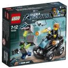 Rapina sulla riva del fiume - Lego Ultra Agents (70160)