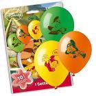 10 Palloncini 7 Nani (FBD020)