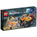 Il furto dei diamanti di Drillex - Lego Ultra Agents (70168)