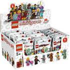 Espositore Lego Minifigures serie 6. 60 bustine 16 personaggi - Lego Minifigures (4808805)