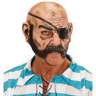 Maschera pirata adulto
