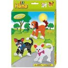 Hama Perline Da Stirare - Hanging Box - cani e gatti