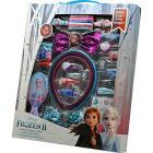 Disney: Frozen 2 - Set Accessori Capelli E Gioielli 34 Pz