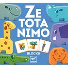 Ze Totanimo - Totem animali legno (DJ06434)