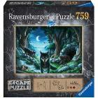 Puzzle 759 pezzi Escape The Puzzle Il Branco Di Lupi (16434)