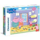 Maxi Puzzle 60 Pezzi Peppa Pig (26438)