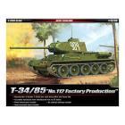Carro Armato T-34/85 112 Factory Prod.. Scala 1/35 (AC13290)