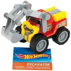 Hot Wheels: Escavatore A Cucchiaio