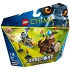 Schiaccia-Banana - Lego Legends of Chima (70136)