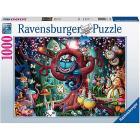 Puzzle 1000 pezzi Tutti Sono Pazzi Qui (16456)