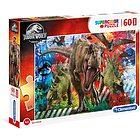 Jurassic World Puzzle 60 Pezzi Maxi (26456)