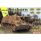 Carro Armato SD.KFZ. 164 NASHORN 4 IN 1. Scala 1/35 (DR6459)