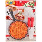 Pizza con Accessori Cucina (38459)