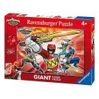 Puzzle Power Rangers 60 Giant Floor (5464)