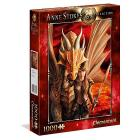 Puzzle 1000 Anne Stokes Inner Strenght (39464)