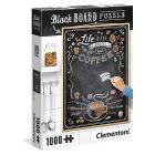 Puzzle 1000 Blackboard Puzzle Coffee (39466)