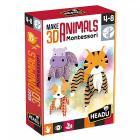 Make 3D Animals Montessori (MU24704)