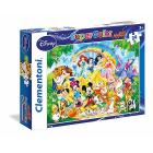 Puzzle Disney Family Super Color Maxi 24 pezzi (24473)