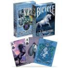 Carte Poker Bicycle Anne Stokes Unicorns