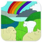 Pioggia e arcobaleno (E6518)