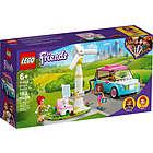 L'auto elettrica di Olivia - Lego Friends (41443)