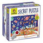 Lo spazio. Secret puzzle (7480)