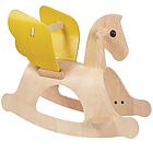 Rocking Pegasus cavallino a dondolo legno