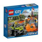 Starter Set Vulcano Lego City Volcano Explorers (60120)