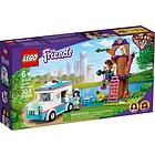 L'ambulanza della clinica veterinaria - Lego Friends (41445)