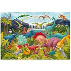 I dinosauri. Giant puzzle (7484)