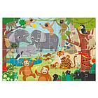 La giungla. Giant puzzle (7485)
