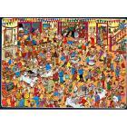 """Comic 1000 Pezzi- Speciale """" Compleanno"""" (01489)"""