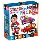2 pieces Touch Puzzle Grand Prix (MU24902)