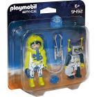 Astronauta e Robot (9492)