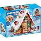 Forno di Babbo Natale con Stampi Per Biscotti (9493)