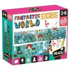 Fantastic World Stickers (MU24933)