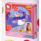 La fabbrica delle collane Hello Kitty