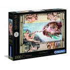 Michelangelo: La Creazione dell'Uomo Vaticano 1000 pezzi (39496)