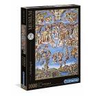 Michelangelo: Giudizio Universale Vaticano 1000 pezzi (39497)