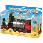 Locomotiva Far West con luci e suoni (GG51501)