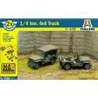 Veicoli 1/4 Ton 4x4 Truck (7506)