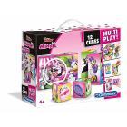 Cubi 12 Multiplay Minnie Happy Helpers (41506)