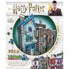 3D Puzzle Harry Potter Ollivander's Wand Shop 295 pezzi (W3D-0508)