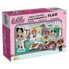 LOL Surprise Crea e Colora pennarelli fluo (75096)