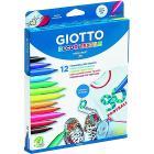 12 Giotto Decor Textile - Indicato Per Tessuti