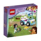 L'ambulanza degli animali - Lego Friends (41086)