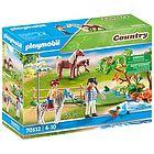 Passeggiata Con I Pony (70512)