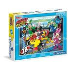 Mickey And The Roadster Racers 30 pezzi (8514)